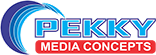 Pekky Media Concepts Logo